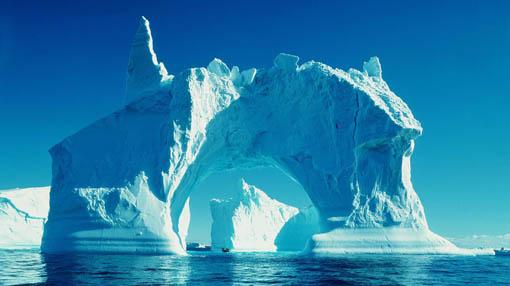 Малко много лед