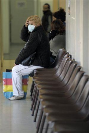 Лелка чака за ваксинация