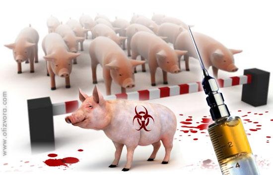 Задава се масова касапница с биотерористично оръжие, наречено за краткост ваксина.