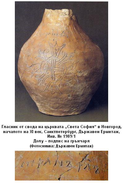 Из Новгород