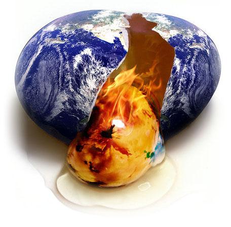 Глобалното прегряване