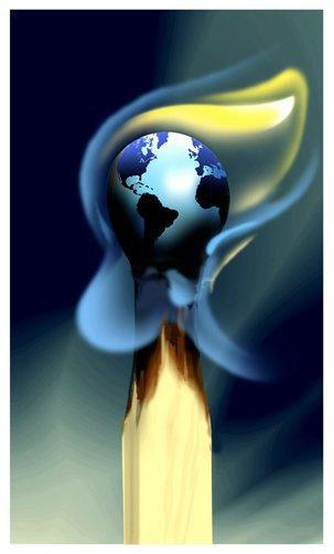 Митът, че човекът предизвиква глобално затопляне, вече догаря...