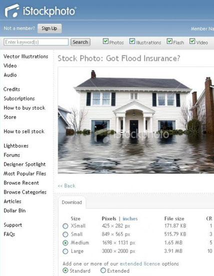 Стимката на агенция iStockphoto, от която е закупена.