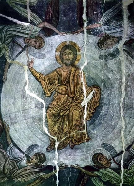 Стенопис от Охрид
