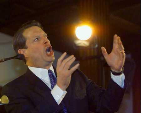 Ал Гор във вихъра си