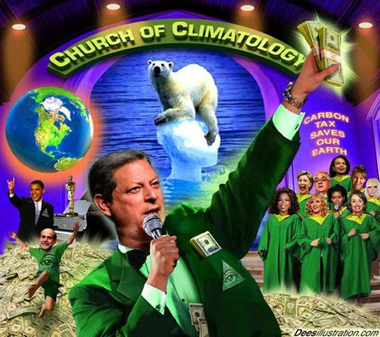 Колаж: Климатоложката Църква
