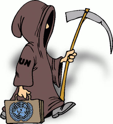 """ОН - наемният убиец на глобалния """"елит""""."""