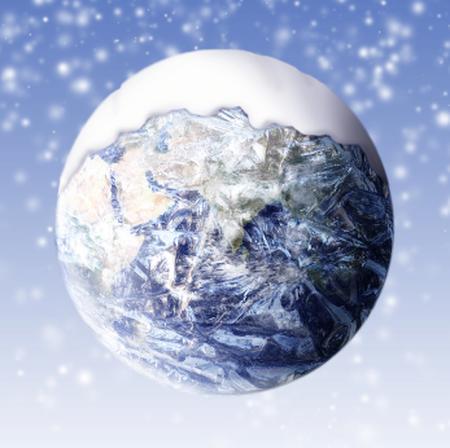 Студена политика - студена Земя.